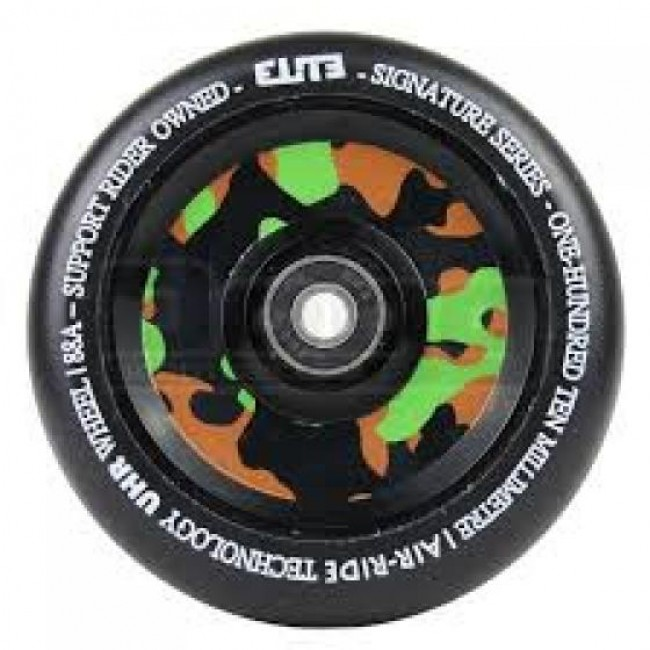 Elite Camo Air Ride Wheel 125mm