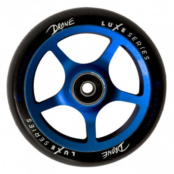Drone Luxe Series Scooter Wheel Sapphire 110mm
