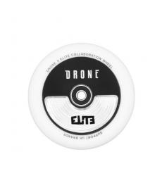 Drone X Elite Holowcore Scooter Wheel White 110mm