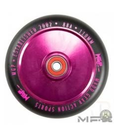 MGP MFX Corrupt Scooter Wheels 110mm Pink/Black PAIR