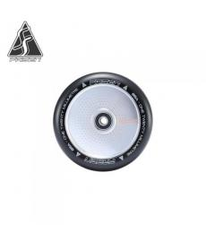 Fasen Hypno Dot Chrome Scooter Wheel 120mm