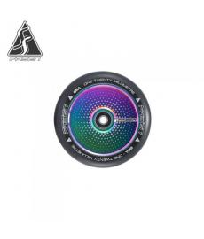 Fasen Hypno Dot Oil Slick Scooter Wheel 120mm