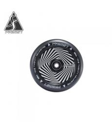 Fasen Hypno Squared Black Scooter Wheel 120mm