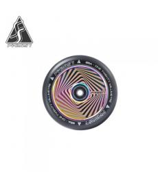 Fasen Hypno Squared Oil Slick Scooter Wheel 120mm