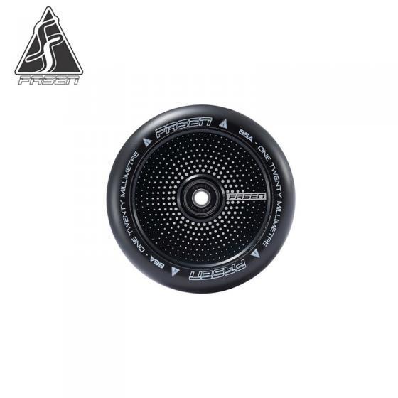 Fasen Hypno Dot Black Scooter Wheel 120mm