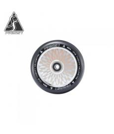 Fasen Hypno Offset Chrome Scooter Wheel 120mm