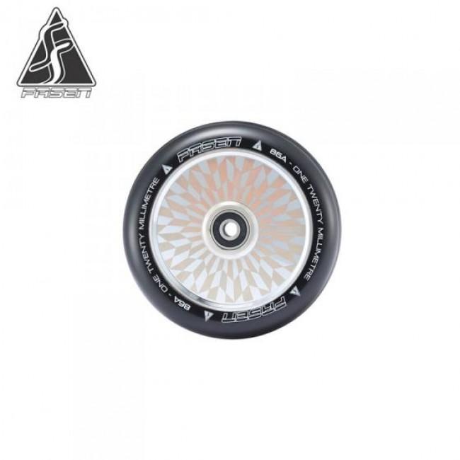 Fasen Hypno Offset Chrome Scooter Wheel 120mm