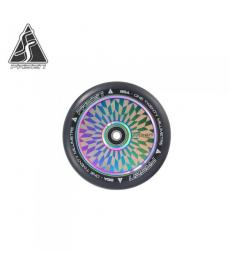 Fasen Hypno Offset Oil Slick Scooter Wheel 120mm