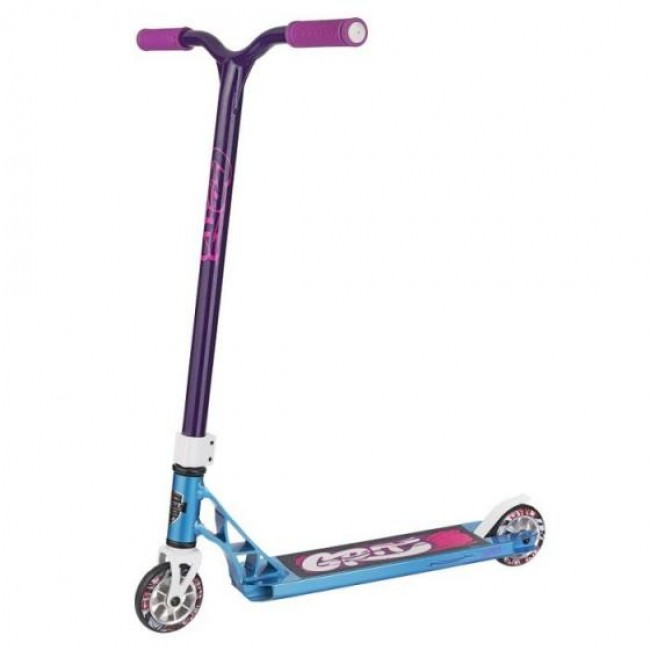 Grit Fluxx Stunt Scooter Iced Blue/Purple