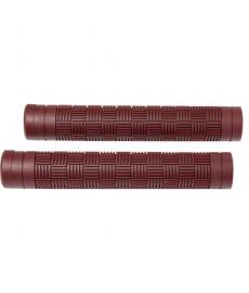 Hella Broadway Scooter Grips Maroon