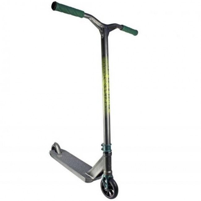 District HTS Stunt Scooter Pearl Black