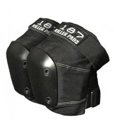 187 Killer Slim Knee Pads Black Extra Large