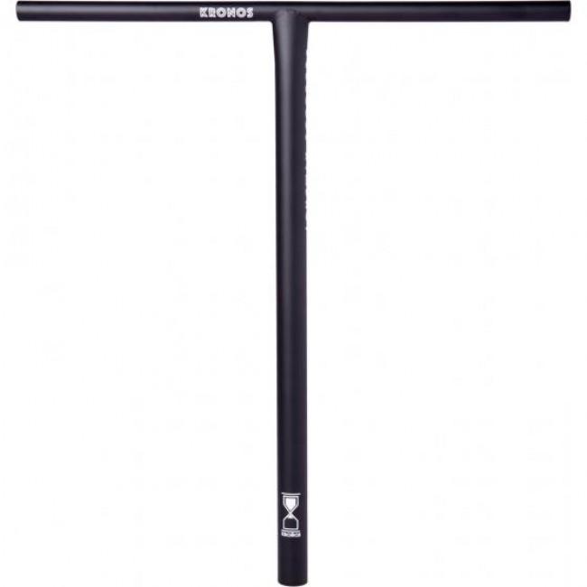 Longway Kronos Titanium Scooter Handlebar Black 600mm