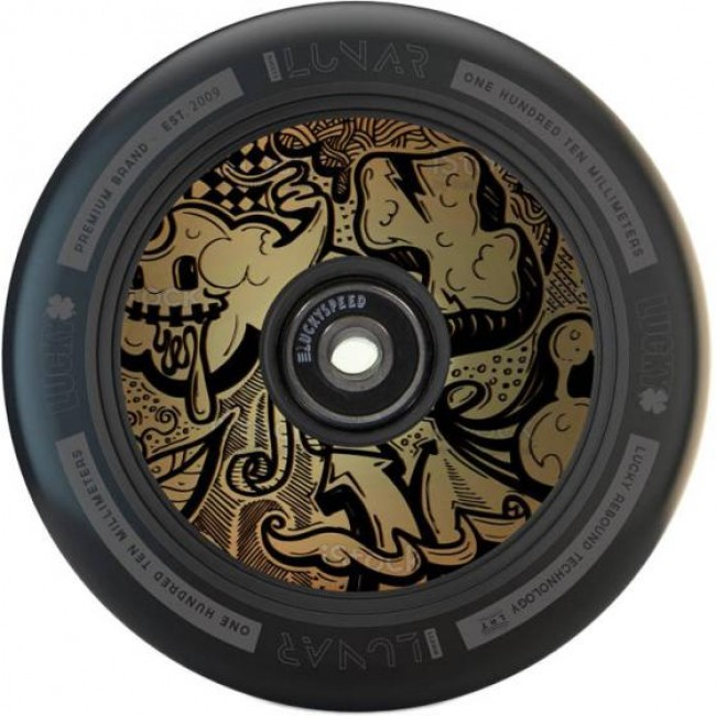 Lucky Lunar Tag Scooter Wheel 110mm
