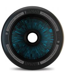 Lucky Lunar Black/Blue Hollowcore Scooter Wheel 110mm