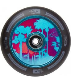 Lucky Tanner Fox Scooter Wheel Blue 110mm
