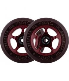 Proto Chema Chocoholic Gripper Scooter Wheels Chocolate