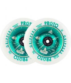 Proto Parrish Isaac Times Up Gripper Scooter Wheels