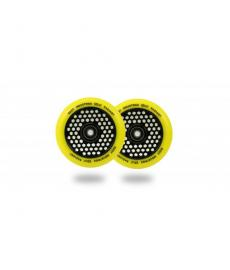 Root Industries Honeycore Radiant Scooter Wheels Yellow 110mm