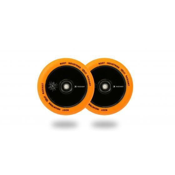 Root Industries Air Radiant Scooter Wheels Orange 110mm
