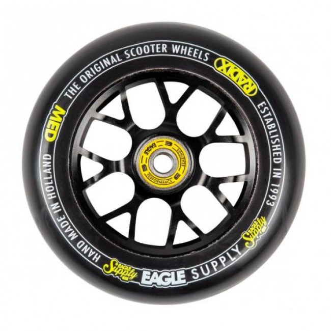 Eagle Radix Chunky Scooter Wheel Black/Black