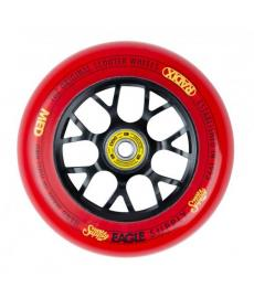Eagle Radix Chunky Scooter Wheel Black/Red