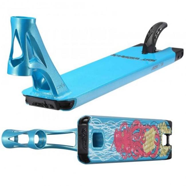 Blunt AOS V5 Ray Warner Scooter Deck 4.9