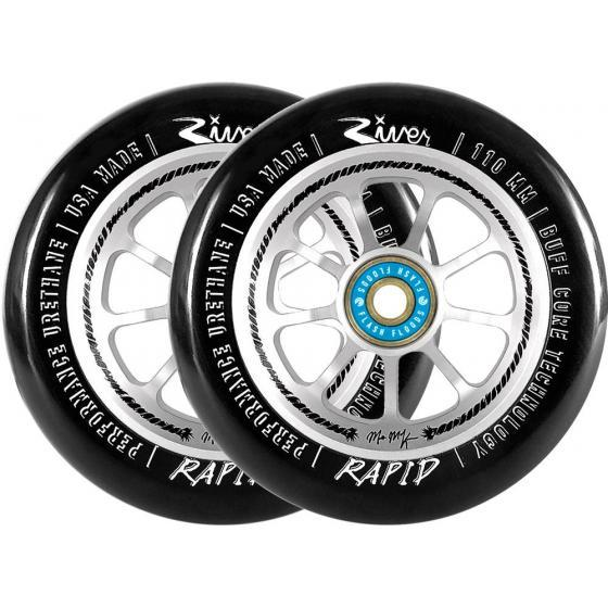 River Rapids Matt Mckeen Scooter Wheels 2 Pack