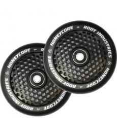 Root Industries Honey Core Scooter Wheel Black/Black 110mm
