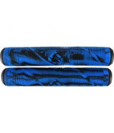 Striker Pro Scooter Grips Black/Blue