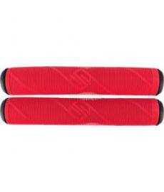 Striker Pro Scooter Grips Red