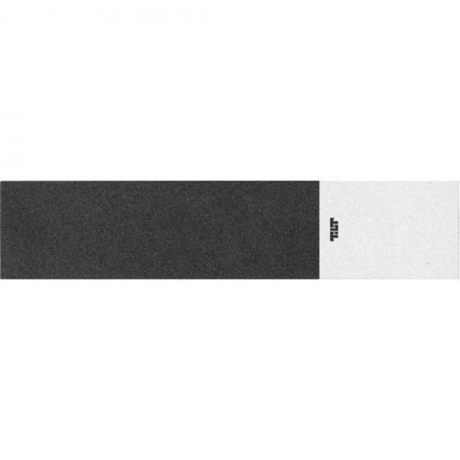 Tilt 50/50 Pro Scooter Griptape Black/White
