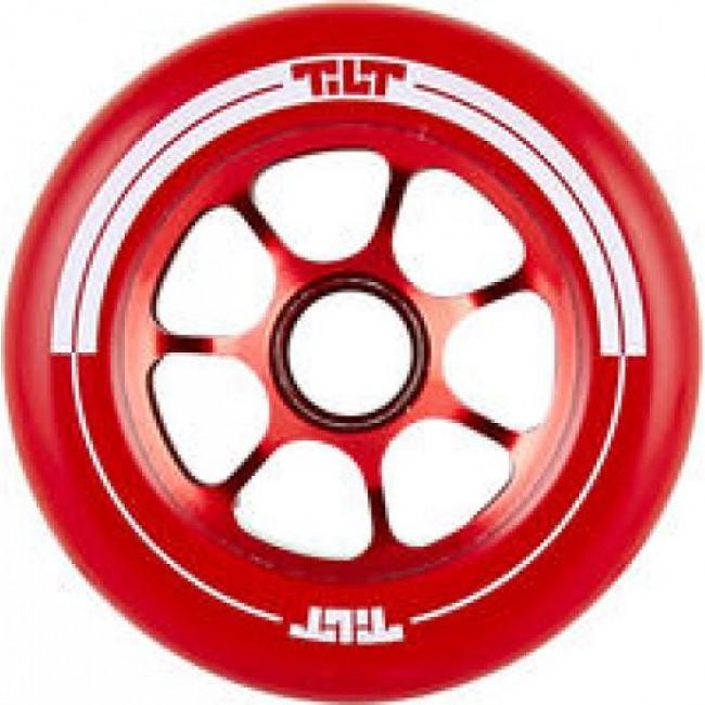 Tilt 50-50 Pro Scooter Wheel Red