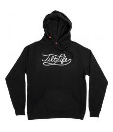 Tilt Capped Script Hoodie Small