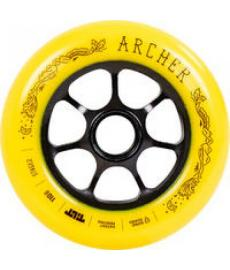 Tilt Jon Archer Pro Scooter Wheel Yellow