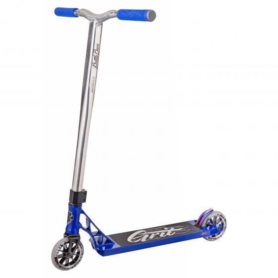 Grit Tremor Stunt Scooter Blue/Polished