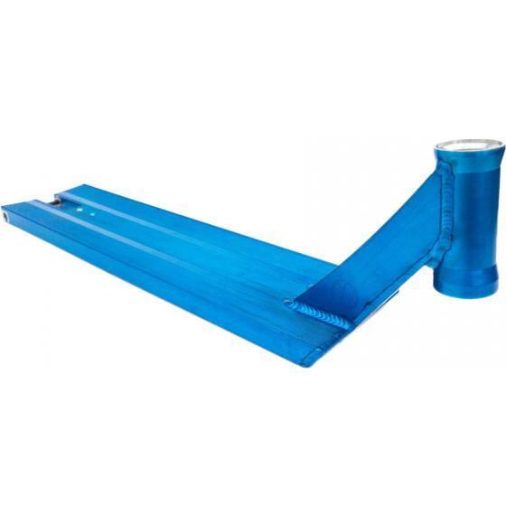 """TSI Boxcutter Pro Scooter Deck Blue 22.2"""""""