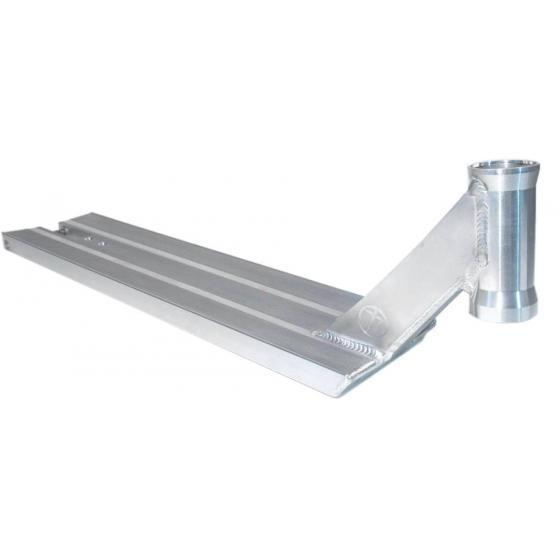 """TSI Boxcutter Pro Scooter Deck Raw 22.2"""""""
