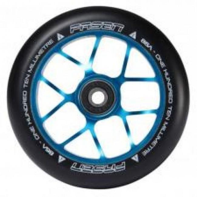 Fasen Jet Scooter Wheel Teal 110mm