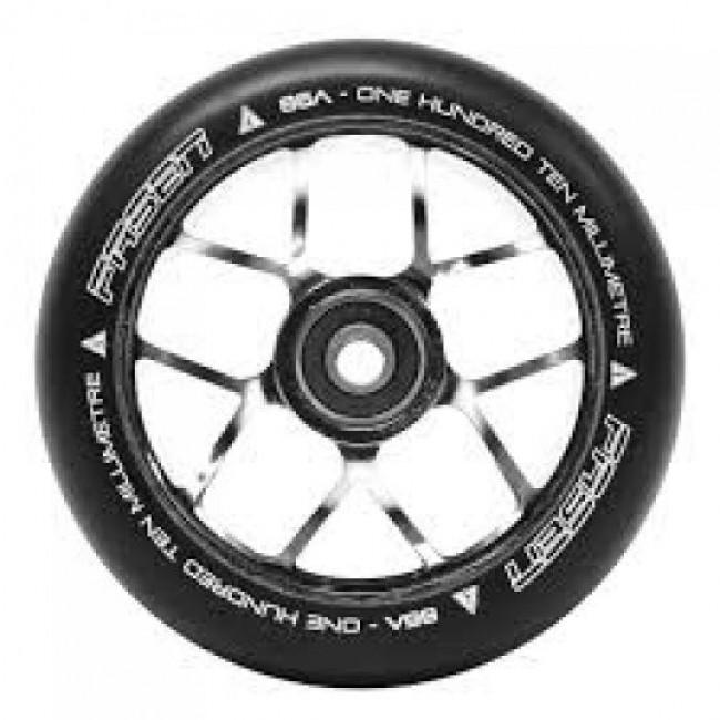 Fasen Jet Scooter Wheel Chrome 110mm
