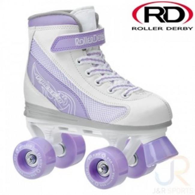 Roller Derby Firestar Quad Skates Girls