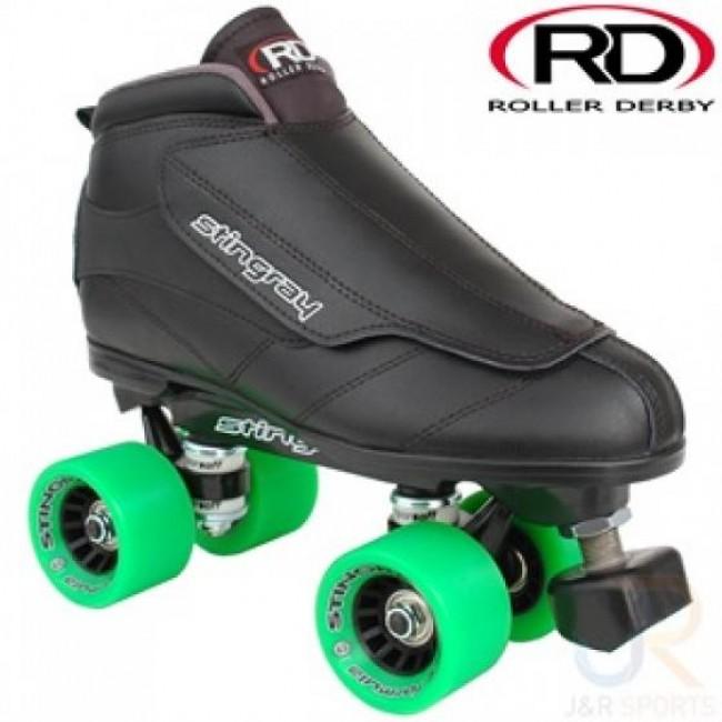 Roller Derby Sting Ray Derby Quad Skates