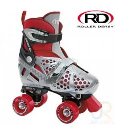 Roller Derby Trac Star Adjustable Quad Skates Boys