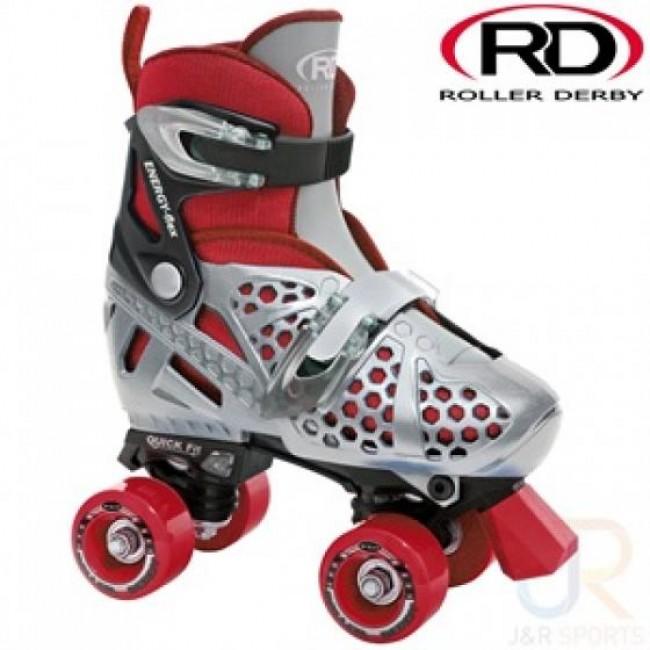 Roller Derby Trac Star Adjustable Quad Skates Boys