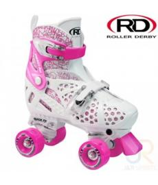 Roller Derby Trac Star Adjustable Quad Skates Girls