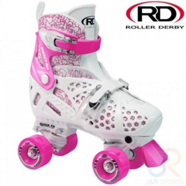 Roller Derby Trac Star Adjustable Quad Skates Girls