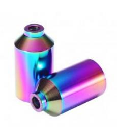 Blunt Chromo Pegs Oil Slick