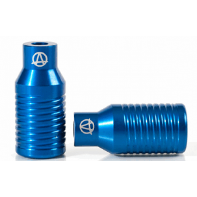 Apex Bowie Scooter Pegs Blue