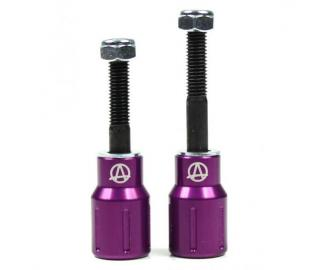 Apex Barnaynay Scooter Pegs Purple