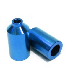 Blunt Aluminium Scooter Pegs Blue